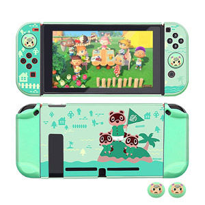 Animal Crossing Case Cover Nintendo Switch