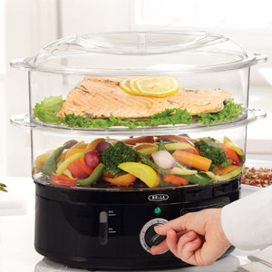 BELLA Food Steamer