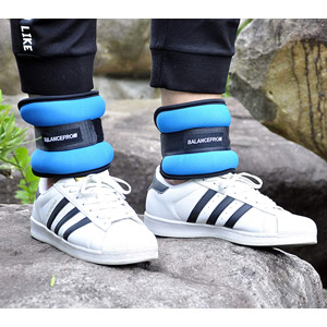 BalanceFrom Adjustable Ankle Weights