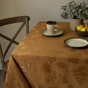 Benson Mills Harvest Legacy Damask Tablecloth