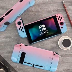 Cybcamo Protective Case Cover for Nintendo Switch
