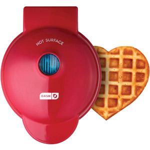 Dash Heart Shape Waffle Maker