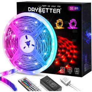 Daybetter Led Strip Lights 32.8ft