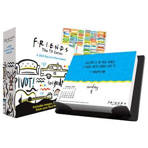 Friends 2021 Calendar