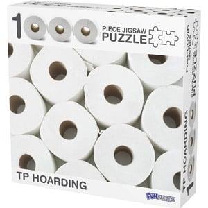 Funwares TP Hoarding Toilet Paper Puzzle