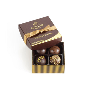 Godiva Chocolatier Signature Chocolate Truffles