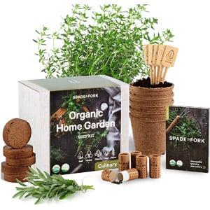 Garden Republic Indoor Herb Garden Starter Kit