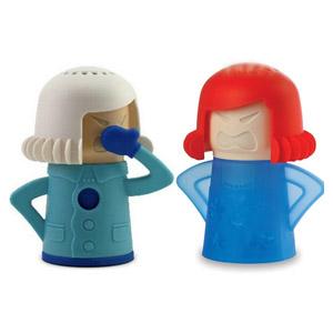 Keledz Microwave Cleaner & Fridge Odor Absorber