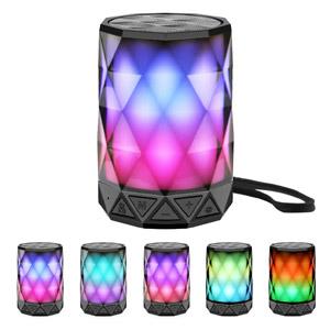 LFS LED Portable Bluetooth Speaker
