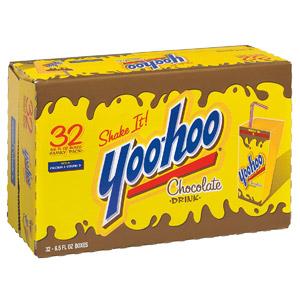 Motts Yoo Hoo