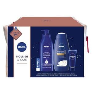 NIVEA Nourish & Care Gift Set