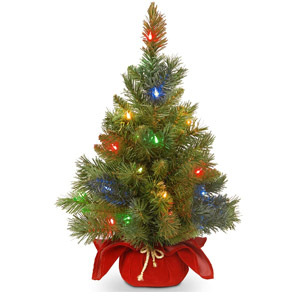 National Tree Mini Christmas Tree