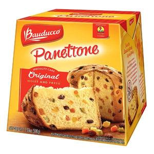 Panettone Specialty Cake Bauducco
