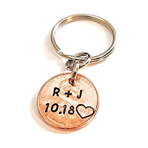 Personalized Lucky Copper