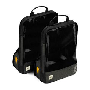 Premium Travel Compression Packing Cubes