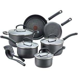 T-fal Nonstick 12 Piece Cookware