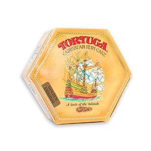 TORTUGA Caribbean Original Rum Cake