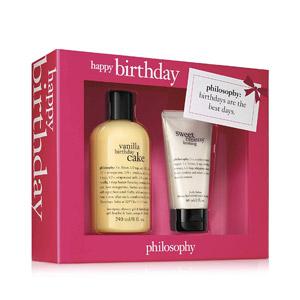 philosophy happy birthday gifting set