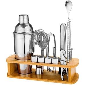 25-Pc Cocktail Shaker Set