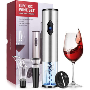 4-in-1 Electric Wine Set