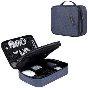 Electronic Organizer BAGSMART Travel Organizer Bag