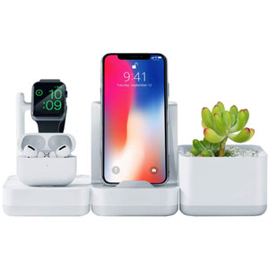 Hagibis Charging Station 3-in-1 Charging Stand Dock
