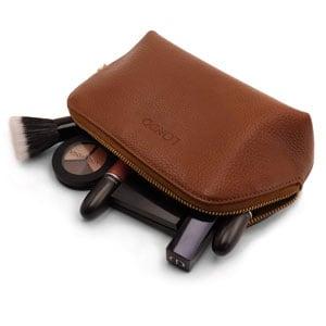 Londo Genuine Leather Makeup Bag