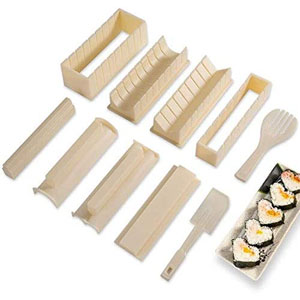 Sushi Making Kit Deluxe Edition
