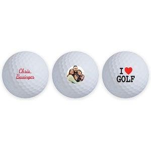 Titleist Pro V1X Personalized Golf Balls