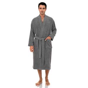 TowelSelections Men's Turkish Cotton Robe