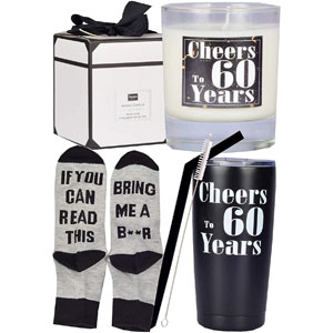 60th Birthday Gifts for Men, 60th Birthday, 60th Birthday Tumbler, 60th Birthday Decorations for Men, 60th Birthday Cup, Gifts for 60 Year Old Man, Turning 60 Year Old Birthday Gifts Ideas for Men