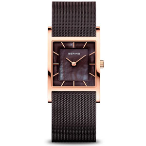 BERING Time | Womens Slim Watch 10426-265-S | 26MM Case | Classic Collection | Stainless Steel Strap | Scratch-Resistant Sapphire Crystal | Minimalistic - Designed in Denmark