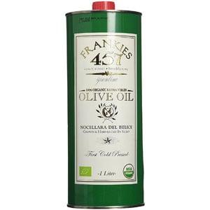 Frankies 457 Spuntino Extra Virgin Olive Oil - 1 liter