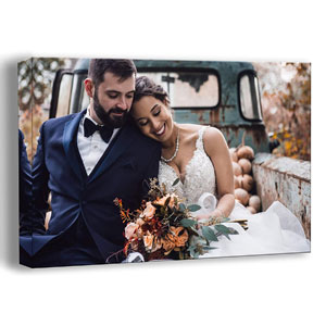 Personalized Photo to Canvas Print Wall Art 36x24 Inch Custom Your Photo On Canvas Wall Art Digitally Printed