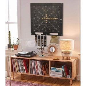 Unique Wall Decor, Convenient to Play Scrabble, Extraordinary Gift, Wall Decor, Wall Art
